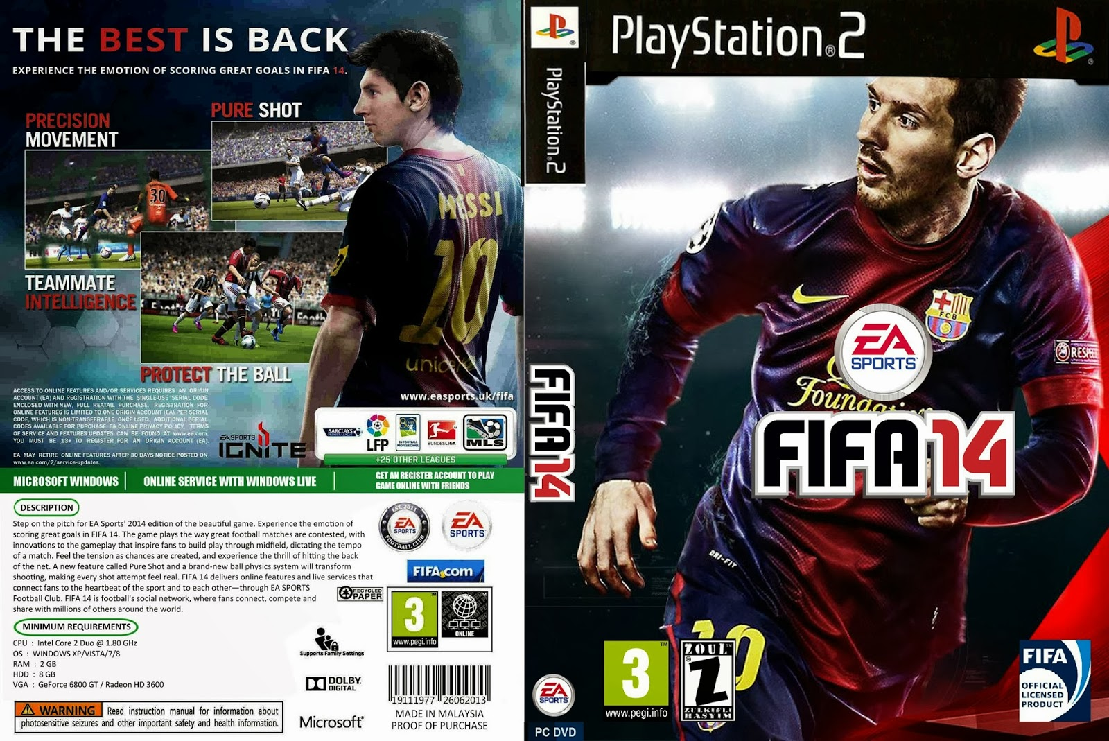 game ps2 fifa 2014 iso